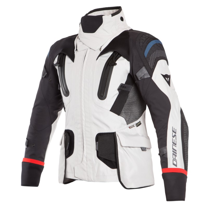 DAINESE ANTARTICA GORE-TEX JACKET GREY/BLACK